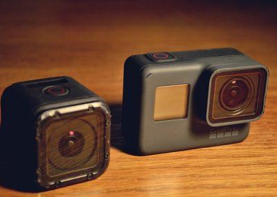 Kameras zu verfügung