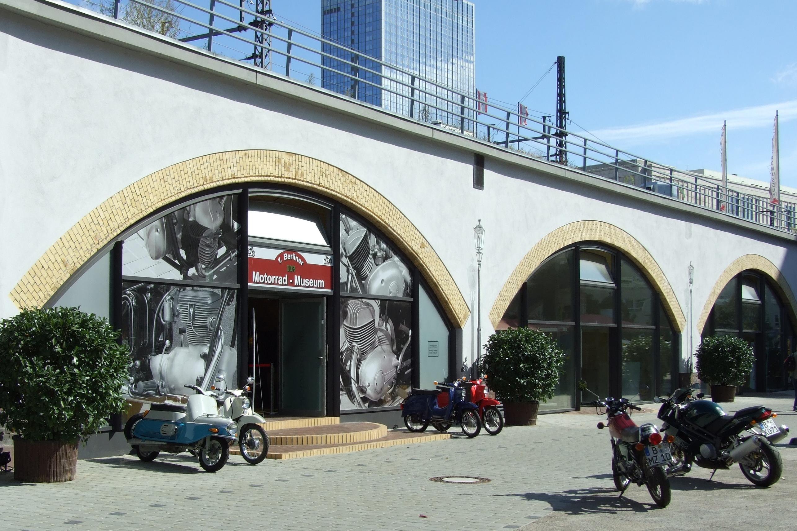 Zu Besuch im DDR-Motorradmuseum